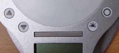 inti4の操作ボタン