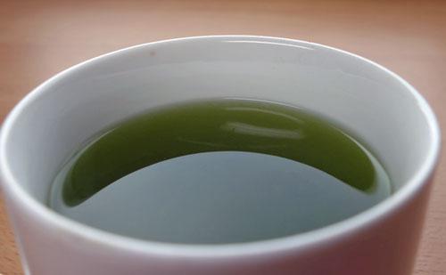 白井田七茶の飲み方