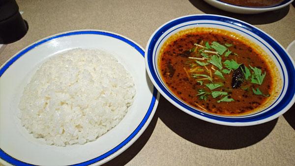 エチオピア 豆カレー