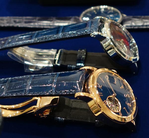 スポールの腕時計