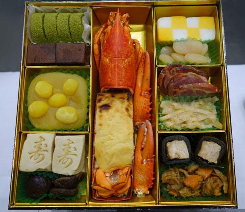 博多久松「おせち料理」