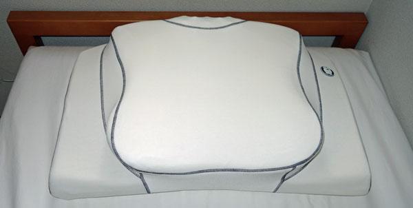 横幅が広い枕