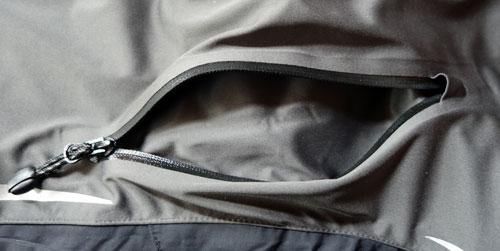 ロングサイドポケット
