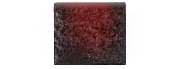 YEV122 薄型二つ折り財布