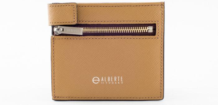 ASB122 コンパクト二つ折り財布