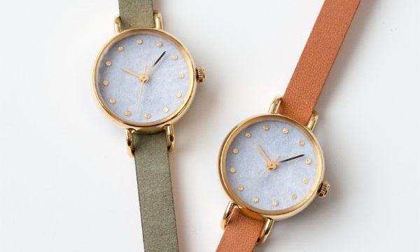 「はなもっこ」の腕時計