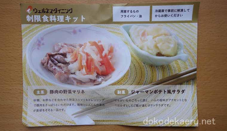 料理の解説書