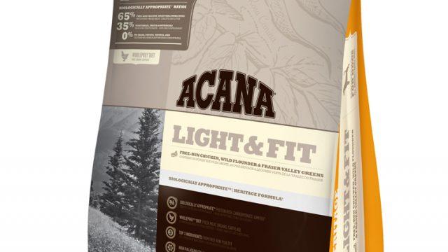 アカナ ライト&フィット