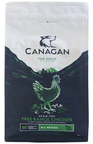 カナガン ドッグフード