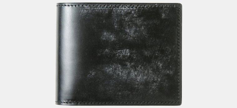 crafsto(クラフスト)ブライドルレザー二つ折り財布