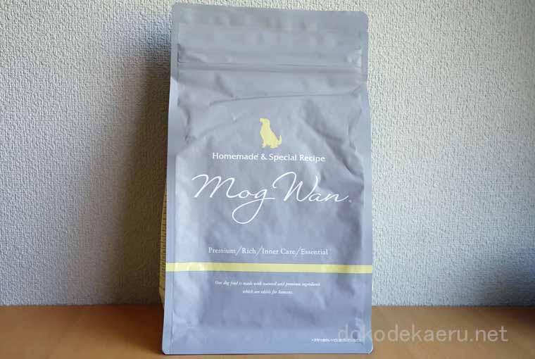 モグワン ドッグフードはどんな会社の製品ですか?