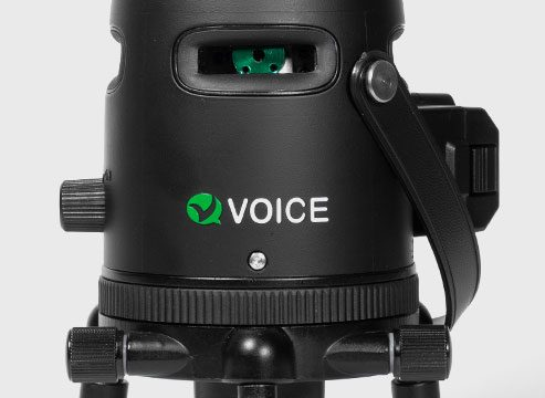 VOICE レーザー墨出し器