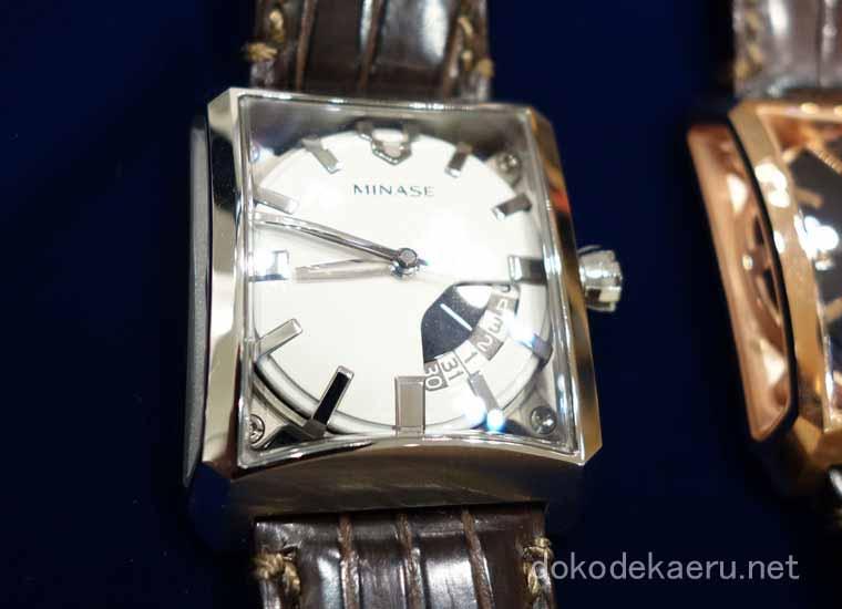 ミナセ(MINASE)腕時計