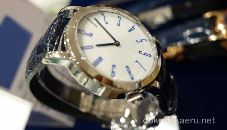 SPQR(スポール)の腕時計
