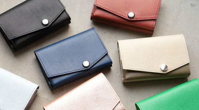 アブラサス(abrAsus)小さい財布