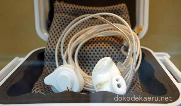 FitEar(須山補聴器) イヤモニ