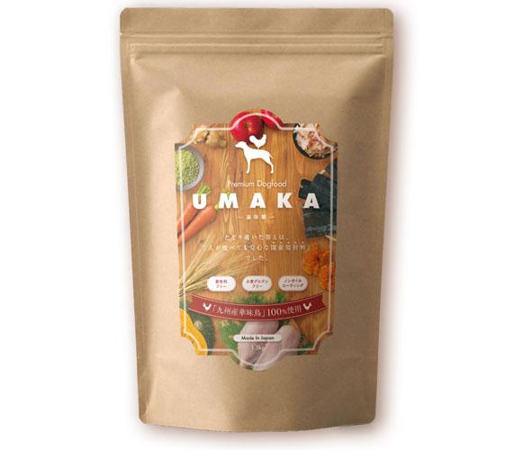 うまかドッグフード(UMAKA)
