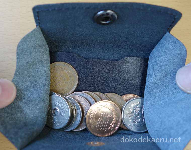 LIFE POCKET(ライフポケット)ミニウォレット3 小銭入れ